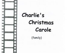 Charlie's Christmas Carole gif