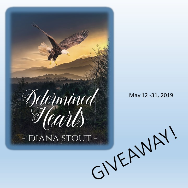 DH Goodreads Giveaway May 12-31 2019