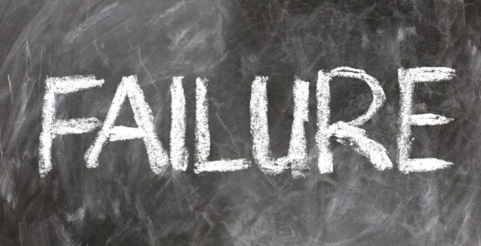 Pixabay loser-3096213_1920 - failure